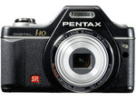 PENTAX Optio I-10 ブラック