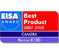EISA BEST PRODUCT 2007-2008