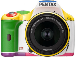 TOWER RECORDS × PENTAX RAINBOW K-x