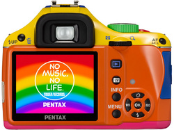TOWER RECORDS X PENTAX K-x RAINBOW